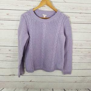 J.Crew Sweater Size L